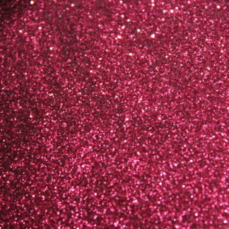 red glitter cosmetic